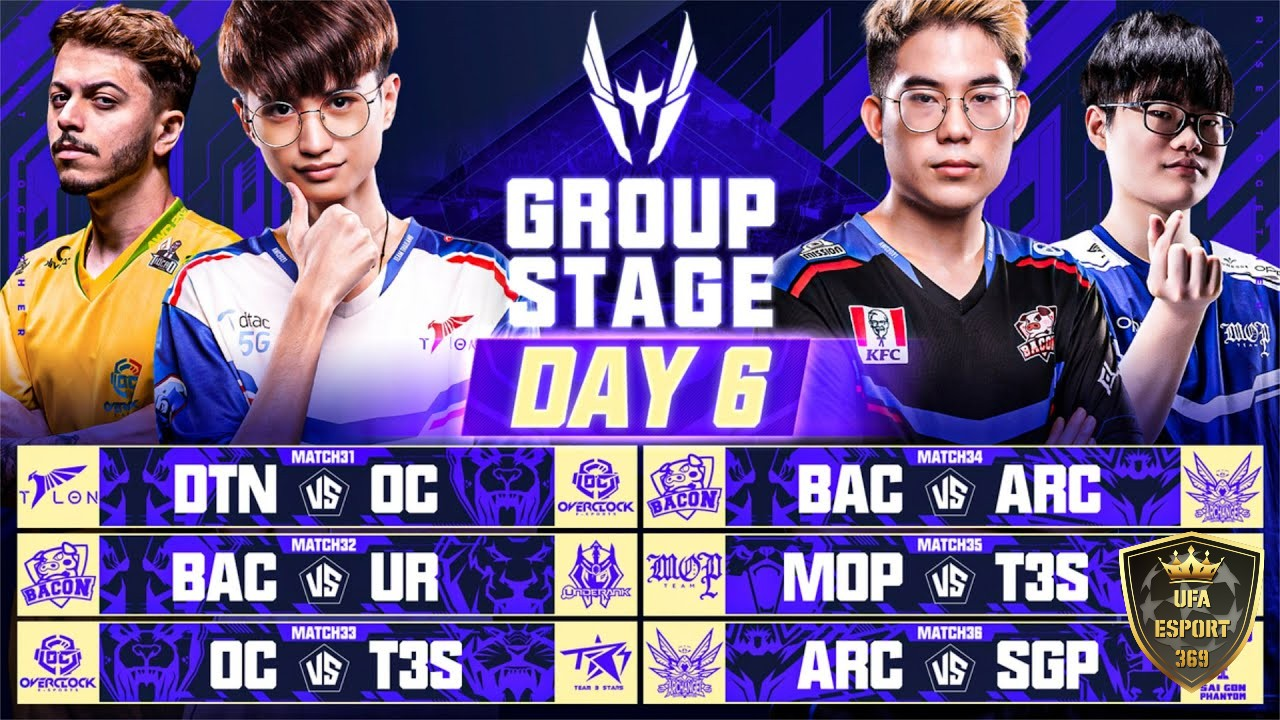 AWC2021 Group Stage