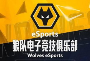 Wolves Esports QGhappy